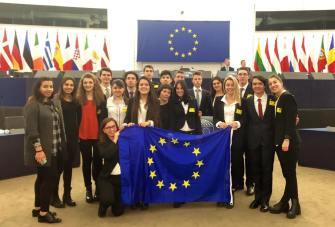 Euroscola Keynes Italy 2016